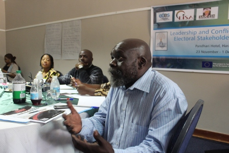 LEAD Training - Harare, Zimbabwe