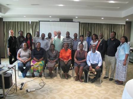 LEAD Training - 05 - 09 October 2015, Lusaka Zambia